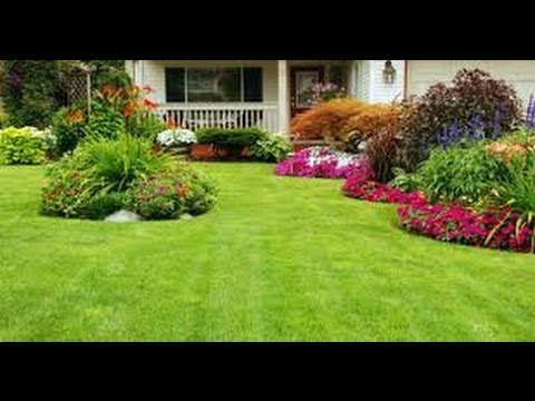 Landscaping Ideas Backyard Frontyard Landscape Ideas YouTube - Landscape ideas for backyard
