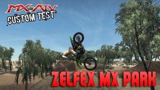MvA Reflex   Zelfex Mx Park   Custom Track [PC - FR]
