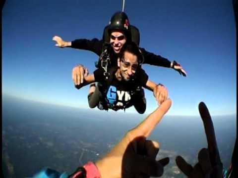 Rockmart skydiving