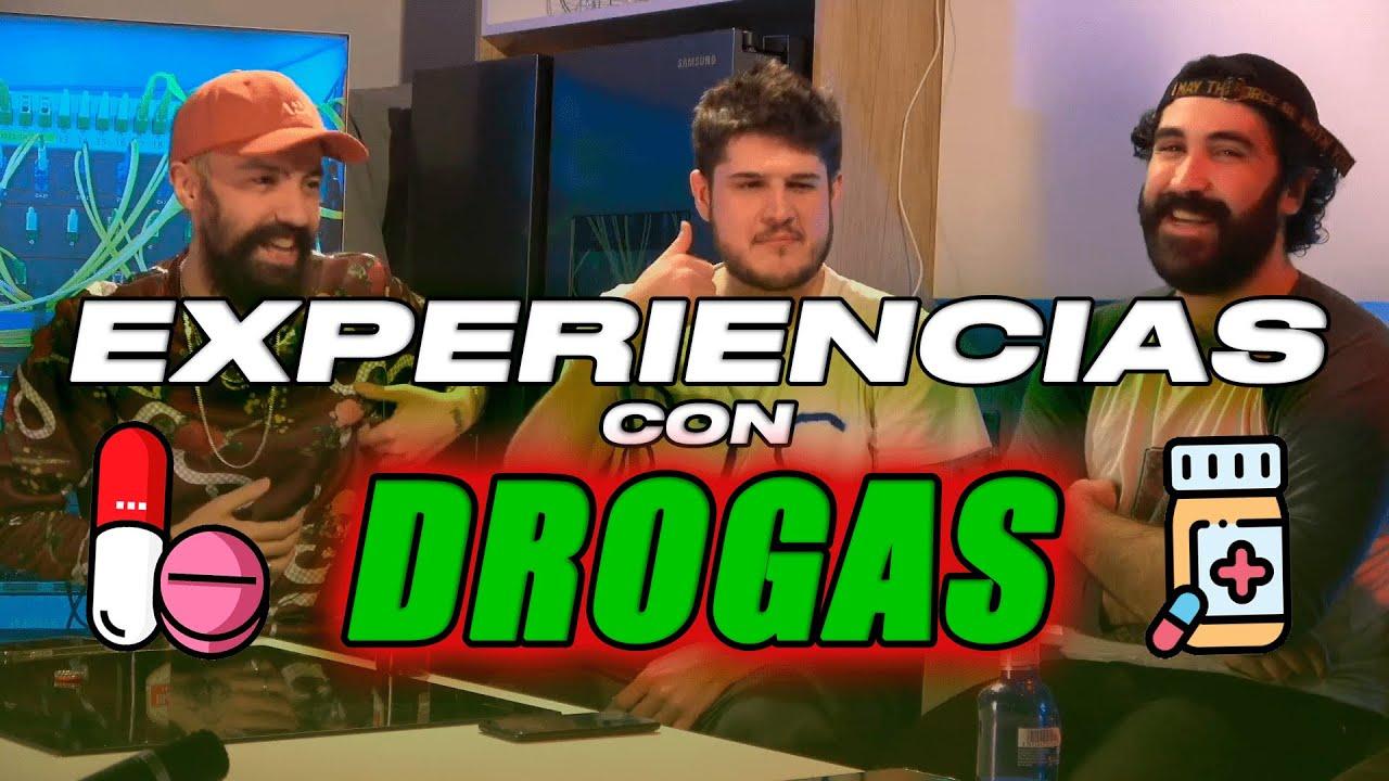 EXPERIENCIAS con DROGAS feat. Omar Álvarez