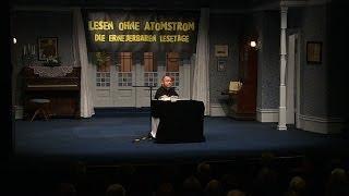 "Thomas Quasthoff bei ""Lesen ohne Atomstrom"" 2014"