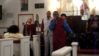 Pastor Phil Ford & God Singing Disciples...2-24-2018