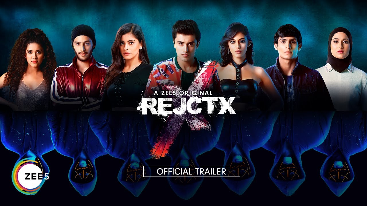 RejctX trailer: This ZEE5 web series is all about the