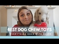 BEST DOG CHEW TOYS SHOWING YOU FOUR TOYS