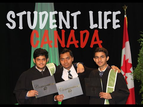 Student life in CANADA ! What international students need to know  (Apurva Patel)