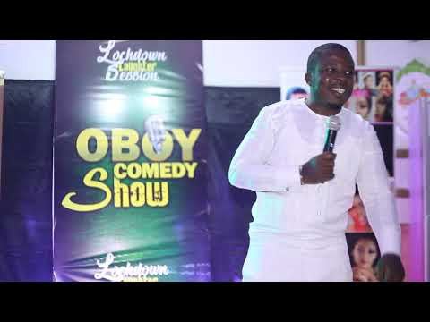 Jerry King Will Make You Laugh Until You Cry | Oboy Comedy Show