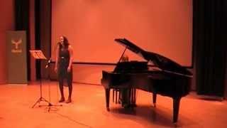 Måndagsbarn - Veronica Maggio cover