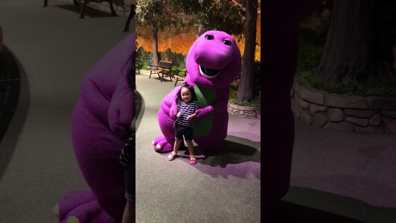 Barney The Dinosaur Youtube