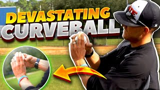 How (& When) T๐ Throw A Curveball - [Curve Tips & Tricks for a Nasty Breaking Ball!]