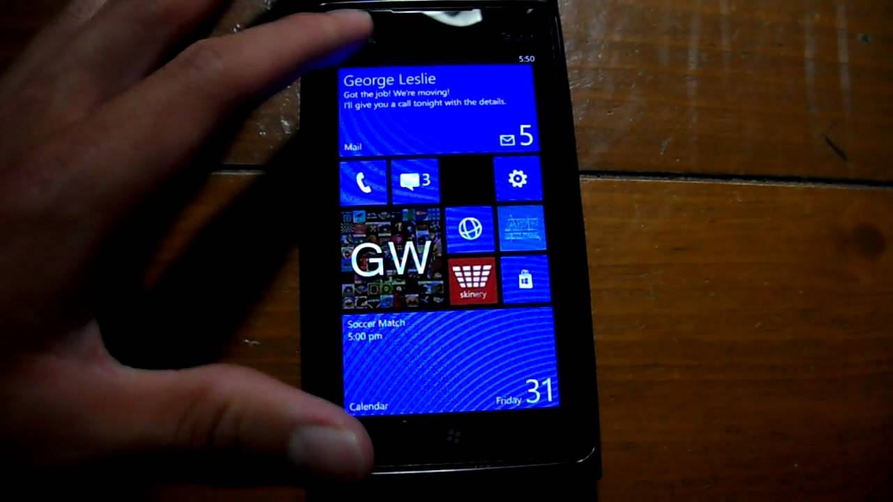 Windows Phone 7 Book Of Ra