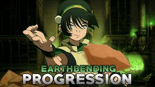 Earthbending is The Future and The Most Progressive Element in Avatar!