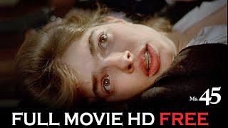 Watch MS. 45 R*pe & Revenge Full Movie in HD Blu-ray Free | Abel Ferrara @YANO Films