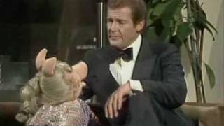 Roger Moore at The Muppet Show 2 4 On A Slow Boat to China
