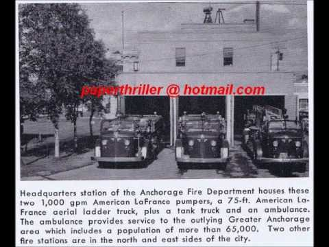 1959 Alaska ANCHORAGE Ketchikan Fire Department 01150911_121n
