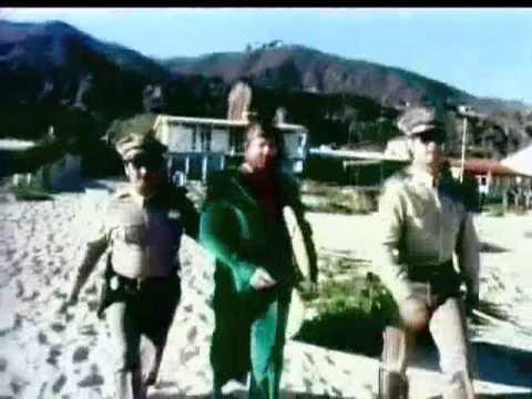 John Belushi & Dan Aykroyd take Brian Wilson Surfing 1976