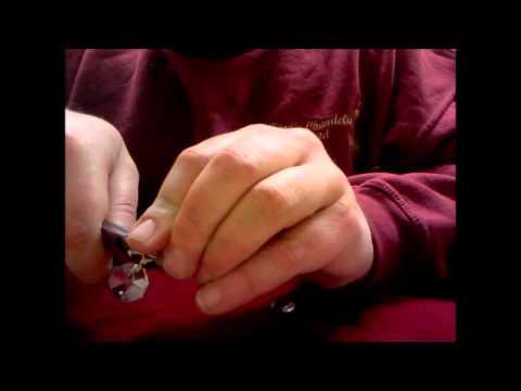 how to pin chandelier crystals chandelier restoration