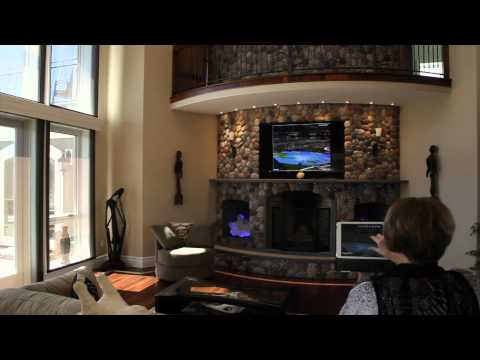Electronic House HOTY 2015 Innerspace Living Room Control