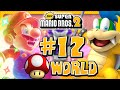 New Super Mario Bros. 2 - Mushroom World (2 Player) 100%