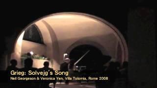 羅馬王子莊園內部鋼琴技法改編 Grieg Ingrid