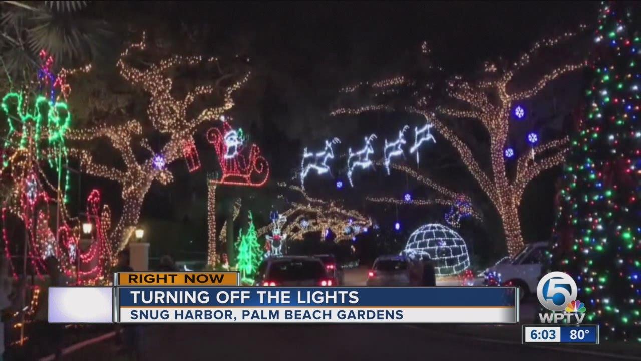 Snug Harbor Christmas Lights 2020 Snug Harbor Christmas lights   YouTube