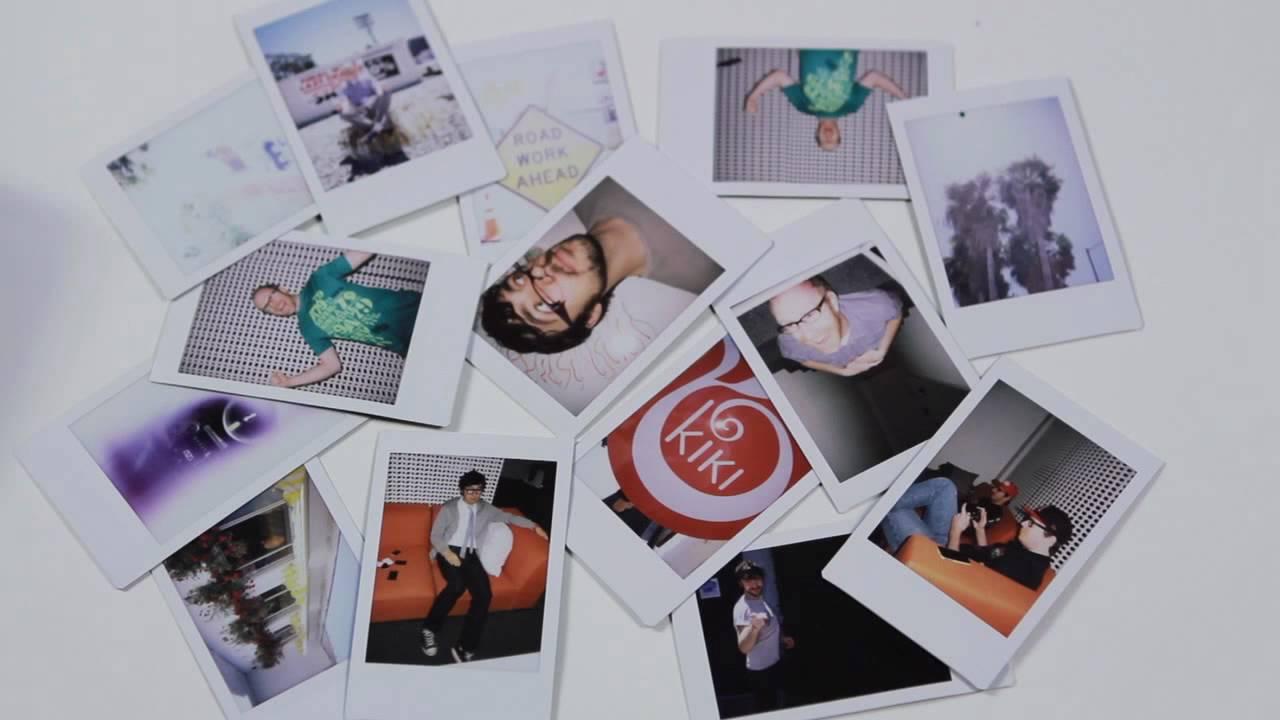 Polaroid 300 Instant Camera.mp4 - YouTube
