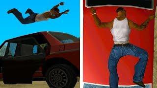 GTA San Andreas Secret Endings (RIP CJ)