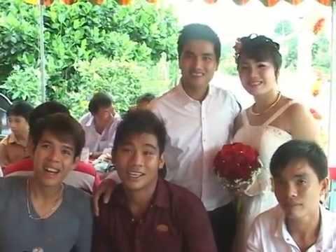dam cuoi mien tay chu re  ThanhLuan nhay doc wa ne 12.10.2014 dia2 p4