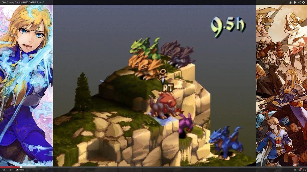 Siyrinx S Custom Sprites For Final Fantasy Tactics By Siyrinx