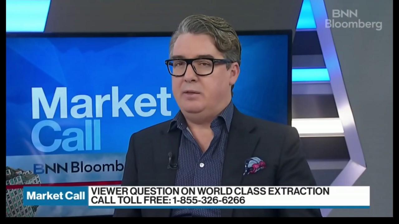 Market Call - Question regarding World-Class Extractions - Pot