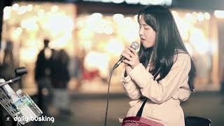 역대급 맑고 청아한 보컬 ㄷㄷ (성담 - 굿나잇굿밤 버스킹 라이브)