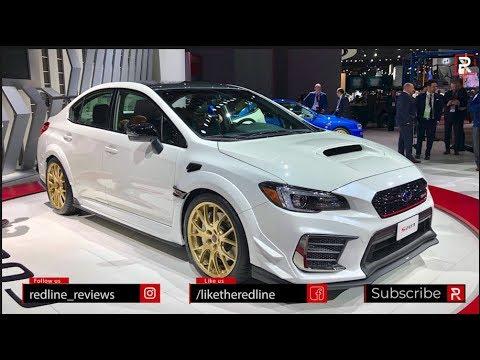 2020 Subaru WRX STI S209 – Redline: First Look – 2019 NAIAS