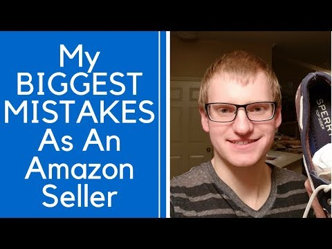 3 HUGE MISTAKES I've Made Selling On Amazon FBA - Retail Arbitrage and Online Arbitrage Mistakes!