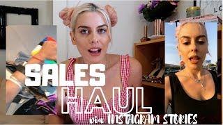 Download lagu SALES HAUL μέσα από τα Instagram Stories μου SISSY KYRIAKOU MP3