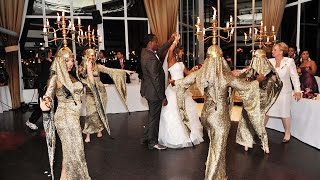 Best Newlywed's Entrance Ever - A Iranian and Somali Wedding Video Toronto Wedding Videographer
