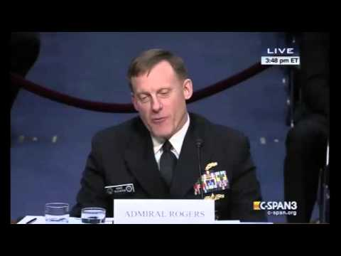 NSA Director: Foreign Spies Would See Clinton's Emails as a Target