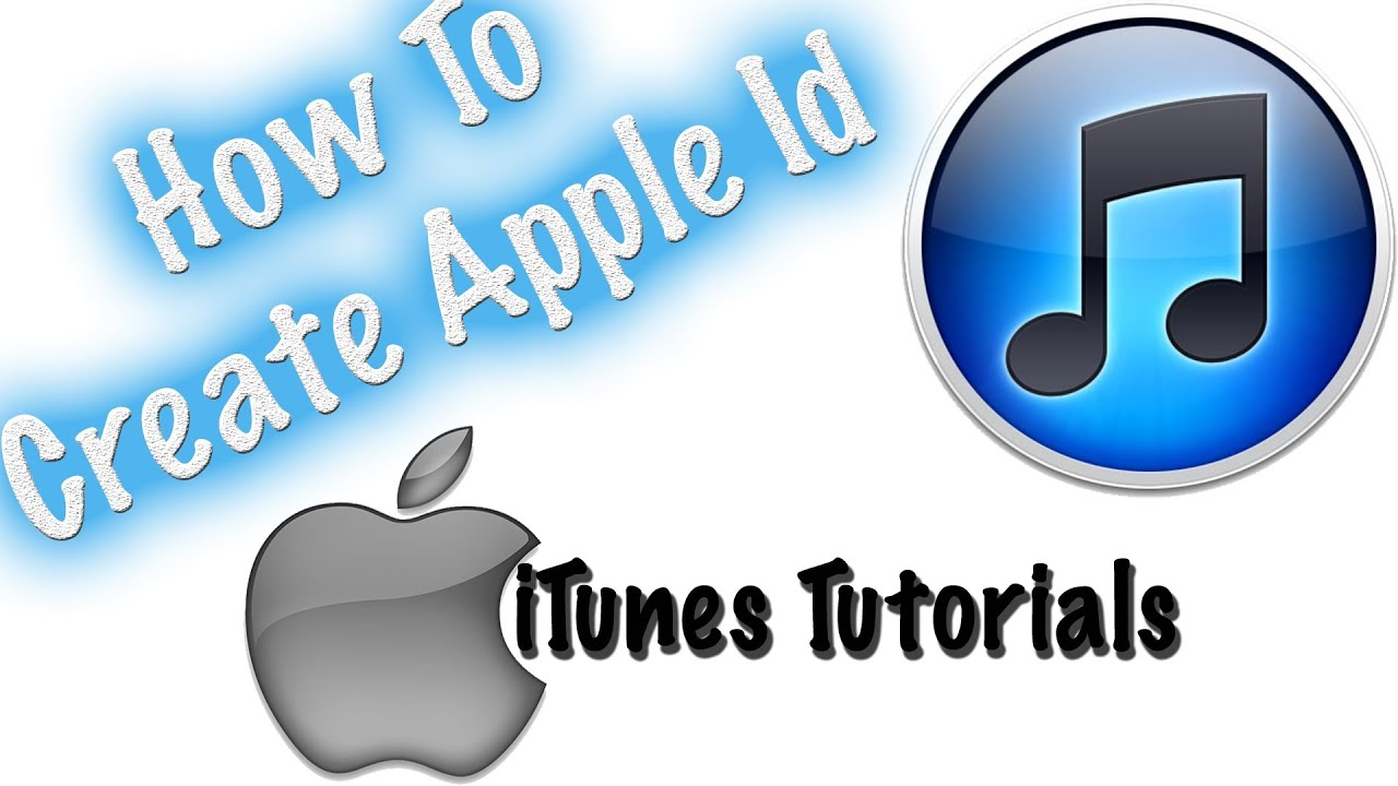 how to create itunes connect account