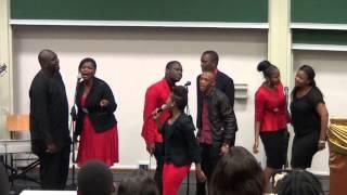 UCT SCF - ALUMNI SERVICE 2014 the devil + Namhla Nkosi