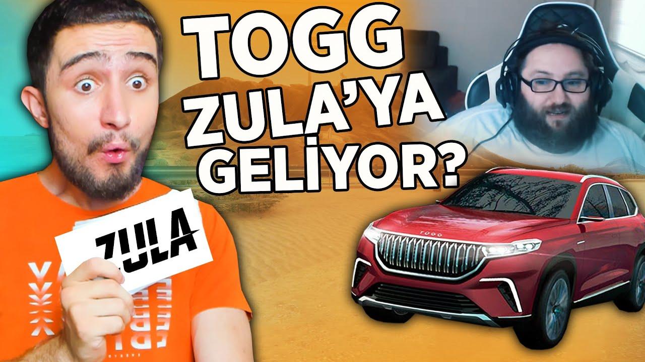 ZULA BATTLE ROYALE TOGG ARABASI GELİYOR?! - Zula Güncel Haberler