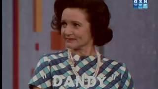PASSWORD 1967-09-15 Betty White & Frank Gifford