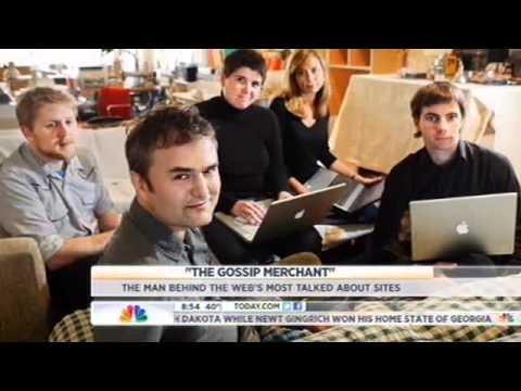 Today Show WNBC 03-07-2012 08:51:57 Nick Denton/Gawker Media