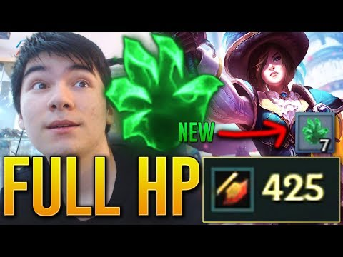 GRASP REWORK IS NO CLICKBAIT OP ! FULL HP = 425 AD FIORA TOP BRUISERS ARE GREAT AGAIN [ GAMEPLAY ]