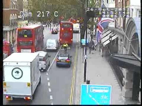 Camden council bus lane PCN