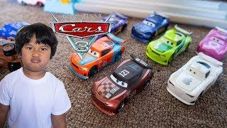 Disney Cars 3 Next Gen Racers NO STALL Jonas Carvers JP Drive APPLE Next Gen Cars Diecast Review