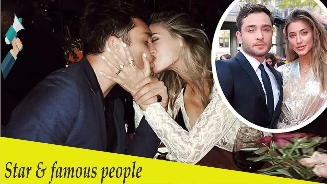In 2008 Westwick began dating Jessica Szohr during the shooting of the.