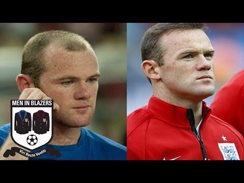 Men in Blazers: Whats happening to Wayne Rooneys hair