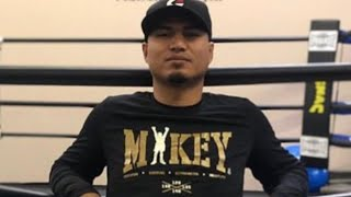 BREAKING NEWS: MIKEY GARCIA SAYS I HANDLE BRONER & EASTER EASY, NOW I'LL TAKE CARE OF ERROL SPENCE