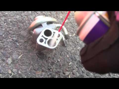 How to Fix P0401/P0403 Codes EGR Valve Replacement 2002 Mitsubishi Eclipse RS 2.4L