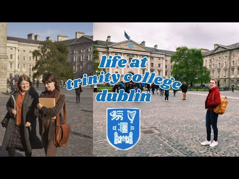 What's It REALLY Like To Study At Trinity College Dublin?! My Experience (English Studies / Dual BA)