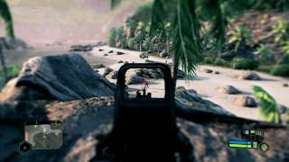 Crysis 1 - PS3/Xbox360 Gameplay HD
