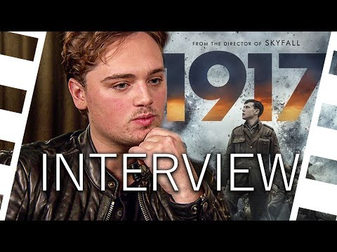 kino+- -1917---interview-with-director-sam-mendes,-george-mackay-&-dean-charles-chapman